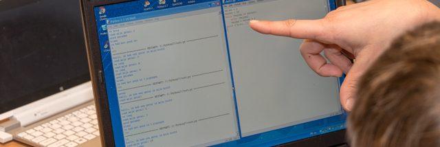 Het echte werk: leer Python, één van de meest gebruikte programmeertalen! - 25/02/2018