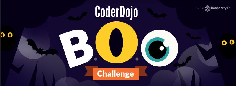 CoderDojo BOO Challenge