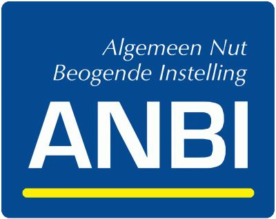Wij zijn nu een ANBI stichting!